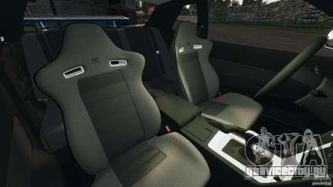 Nissan Skyline GT-R R34 2002 v1.0 для GTA 4 вид изнутри