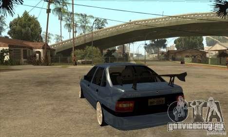 Opel Vectra A GSiTuning для GTA San Andreas вид сзади слева