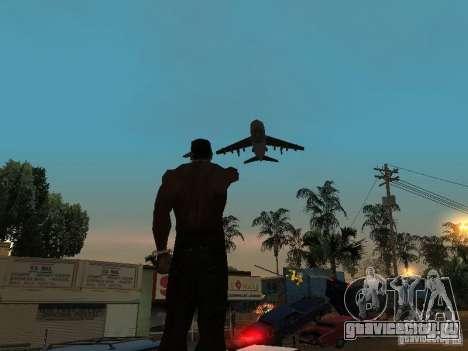 Гидра при 4-ёх звездах для GTA San Andreas