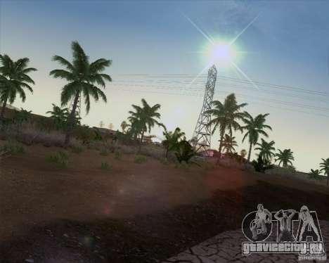 HQ Country N2 Desert для GTA San Andreas третий скриншот