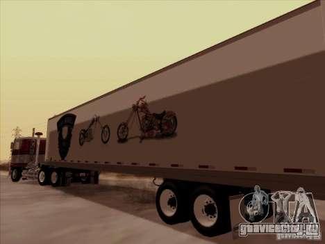 Hell Riders American для GTA San Andreas