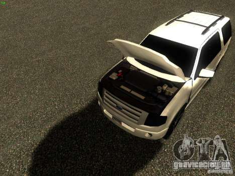 Ford Expedition 2008 для GTA San Andreas вид справа