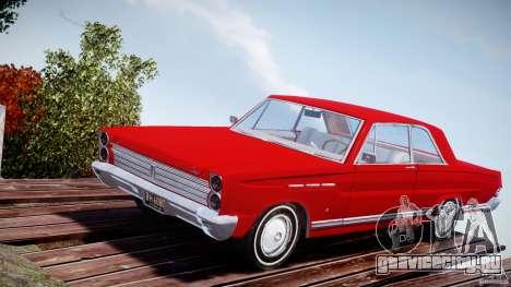 Ford Mercury Comet 1965 [Final] для GTA 4