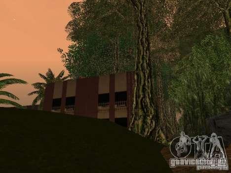 Тайна тропического острова для GTA San Andreas седьмой скриншот