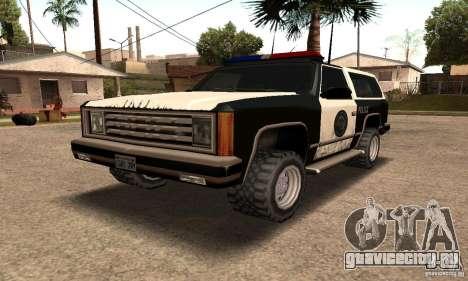 Яркие мигалки для GTA San Andreas четвёртый скриншот