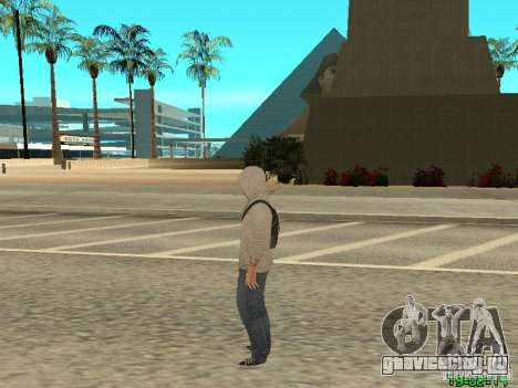 Desmond Miles для GTA San Andreas второй скриншот