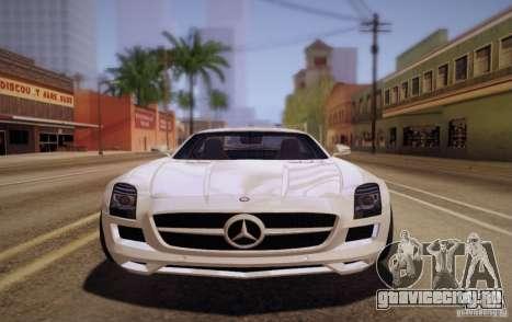 CreatorCreatureSpores Graphics Enhancement для GTA San Andreas восьмой скриншот