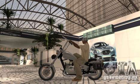 Урал Волк 1998 для GTA San Andreas вид сзади слева