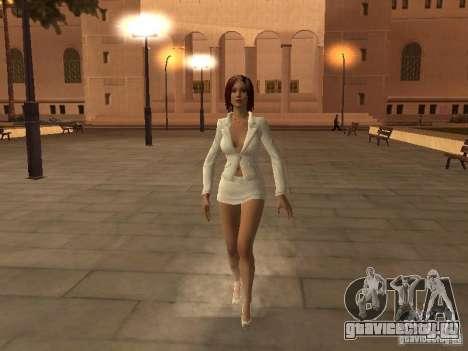 Black Stallion Peds для GTA San Andreas второй скриншот