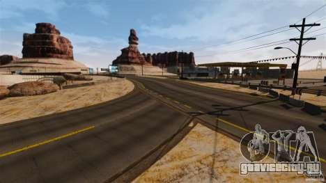 Ambush Canyon для GTA 4 седьмой скриншот