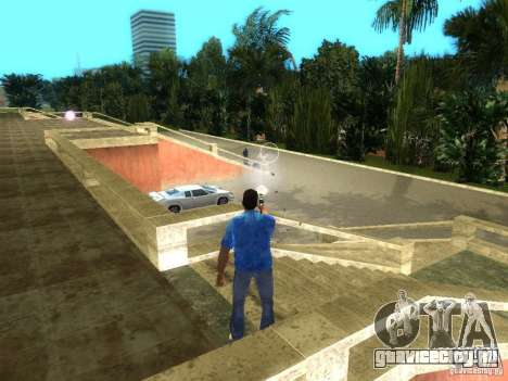 New Reality Gameplay для GTA Vice City третий скриншот