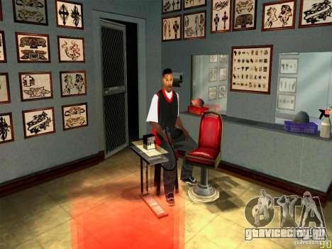 Фикс Лицевых Анимаций для GTA San Andreas третий скриншот