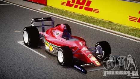 Ferrari Formula 1 для GTA 4 вид сзади