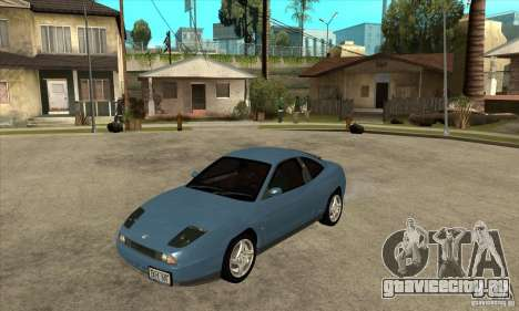 Fiat Coupe - Stock для GTA San Andreas