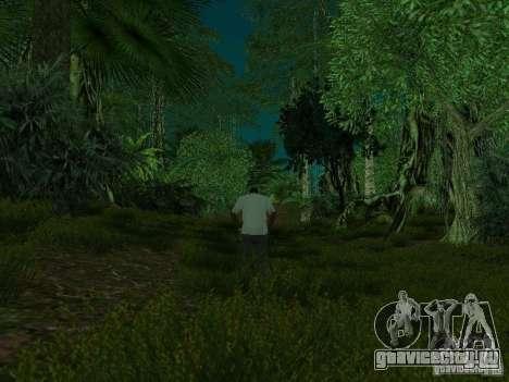 Тропический остров для GTA San Andreas девятый скриншот