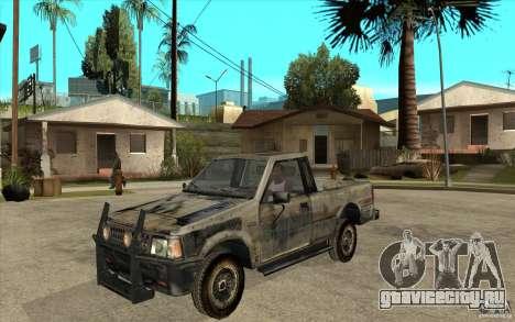 Rusty Mazda Pickup для GTA San Andreas