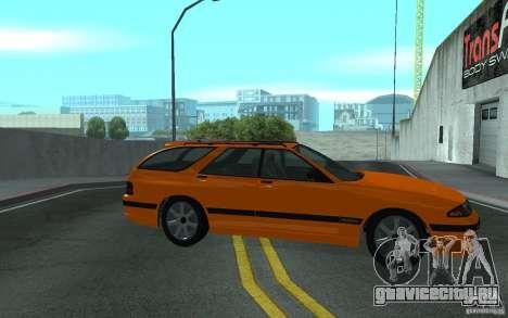 Stratum из GTA IV для GTA San Andreas вид сбоку
