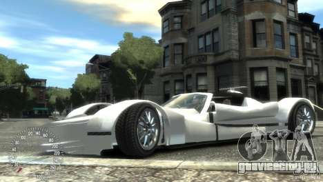 Ibis Formula GT для GTA 4 вид слева