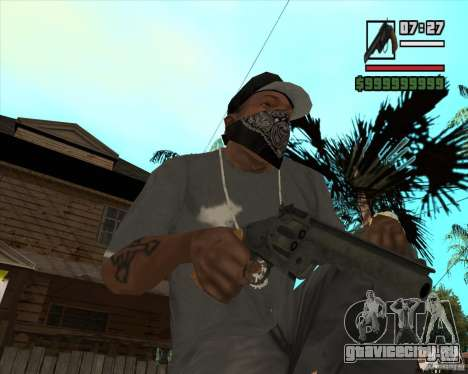 Call of Juarez Bound in Blood Weapon Pack для GTA San Andreas