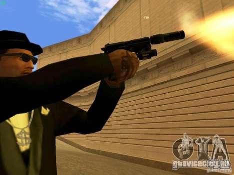 USP45 Tactical для GTA San Andreas седьмой скриншот