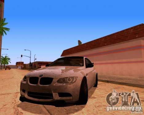 ENBSeries by DeEn WiN v2.1 SA-MP для GTA San Andreas второй скриншот