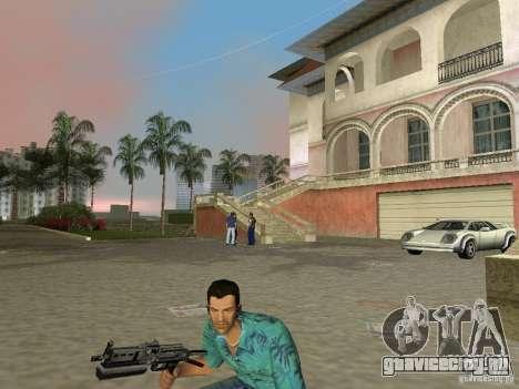 Улучшенный Пак Отечественного Оружия для GTA Vice City третий скриншот