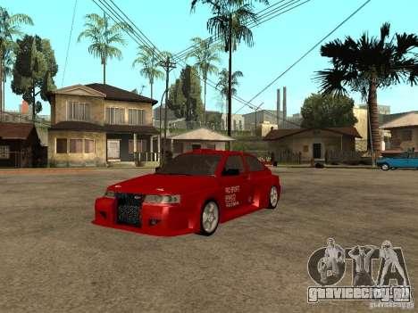 ВАЗ 2112 Red Devil для GTA San Andreas