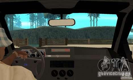 Fiat Tipo 2.0 16V 1995 для GTA San Andreas вид справа