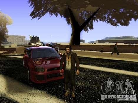 ENBSeries by Maksss@ для GTA San Andreas