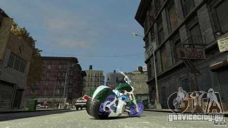 HellFire Chopper для GTA 4 вид слева