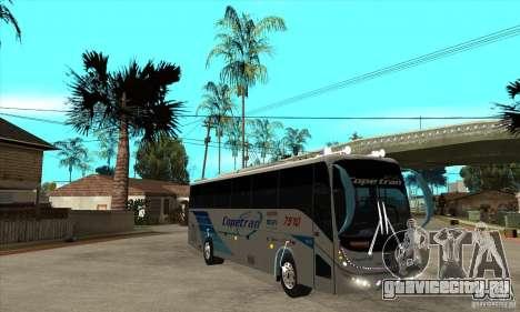 AGA Polaris для GTA San Andreas вид сзади