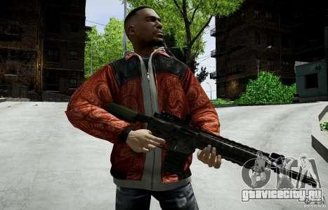 Colt CM901 из MW3 для GTA 4 второй скриншот