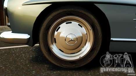 Mercedes-Benz 300 SL GullWing 1954 v2.0 для GTA 4
