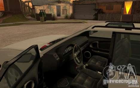 Stratum из GTA IV для GTA San Andreas вид справа