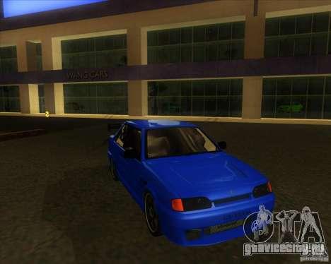 ВАЗ 2115 coupe для GTA San Andreas