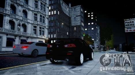 ENBSeries specially for Skrilex для GTA 4 девятый скриншот
