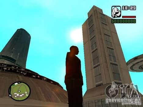 Дом 4 курсанта из игры Star Wars для GTA San Andreas четвёртый скриншот