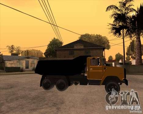 ЗиЛ ММЗ 4516 для GTA San Andreas вид справа