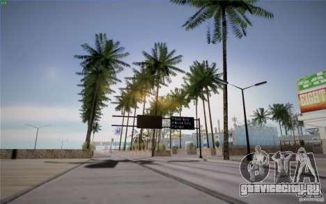 CreatorCreatureSpores Graphics Enhancement для GTA San Andreas шестой скриншот