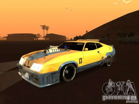 Ford Falcon XB Coupe Interceptor для GTA San Andreas