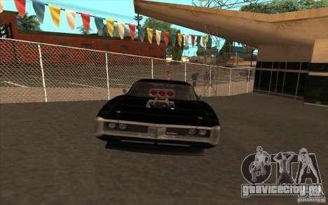 Dukes из GTA4 для GTA San Andreas вид слева
