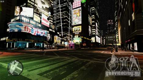 Personal ENB для GTA 4