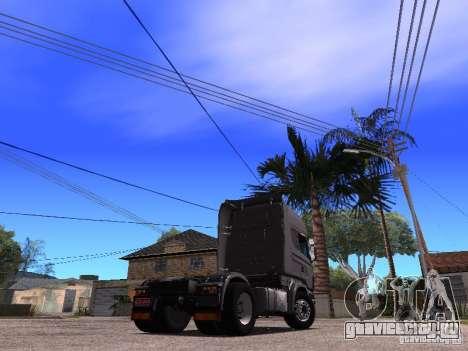 Scania R-440 для GTA San Andreas вид слева