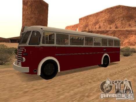 Ikarus 60 для GTA San Andreas вид слева