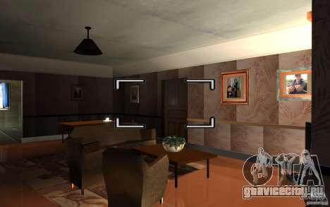 Русская хата сиджея для GTA San Andreas