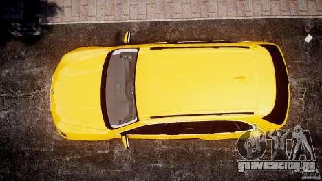 BMW X5 E70 v1.0 для GTA 4 вид справа