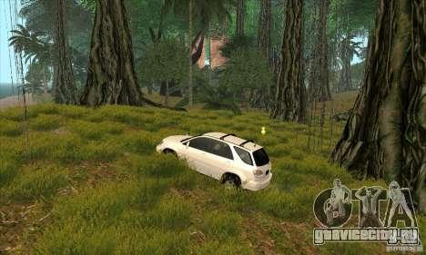Тропический остров для GTA San Andreas пятый скриншот