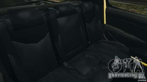 Peugeot 308 GTi 2011 Police v1.1 для GTA 4 вид сбоку