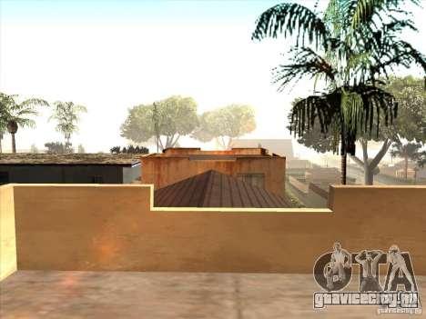 Карта для паркура и площадка bmx для GTA San Andreas шестой скриншот