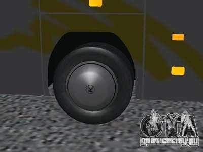 Setra S 417 HDH для GTA San Andreas вид справа